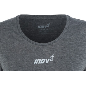 inov-8 Tri Blend Obsessed T-shirt Dames, black